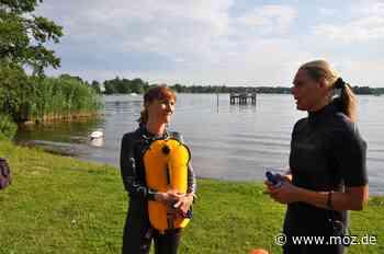 Triathlon: Wieder Schwimm-Training in Erkner - Märkische Onlinezeitung