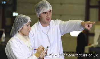 Food safety qualifications to fast track training