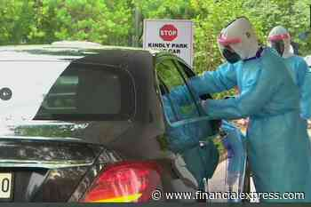 "Covid-19 testing: Delhi gets ""drive-through"" lab; Get tested in your car at Dangs"
