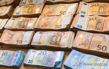 Betrugsmasche: Fünfstelligen Betrag in Strausberg abgezockt - Märkische Onlinezeitung