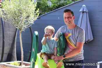 """Papa van downkindje schrijft brief aan Ben Weyts: """"Lowe (4) mag niet naar school omdat hij te ver woont, en het is maar 7 kilometer"""""""