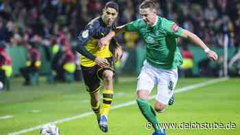 Werder Bremen-Noten gegen BVB: Leonardo Bittencourt überragend! - deichstube.de