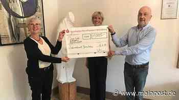 Lionsclub Ochsenfurt spendet an Berscheba - Main-Post