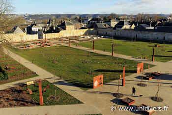Découverte du patrimoine Quevillais Parc des Chartreux Le Petit-Quevilly - Unidivers