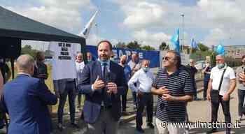Santa Maria Capua Vetere, gli agentiprotestano davanti al carcere - Il Mattino