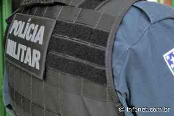Tobias Barreto: Força Tática prende suspeito de matar homem à facadas - Infonet