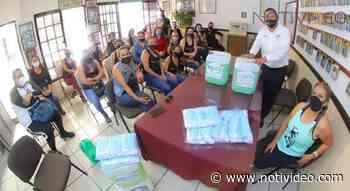 Apoya Sedesoh prevención de COVID-19 en Uruapan - Notivideo