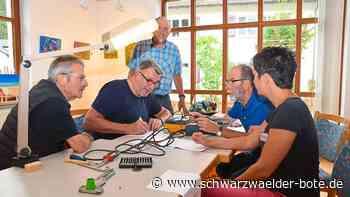 Schiltach: Im Café Kaputt wird wieder repariert - Schiltach - Schwarzwälder Bote