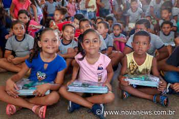 Nova Andradina é destaque nacional em educação - Nova News - Nova News