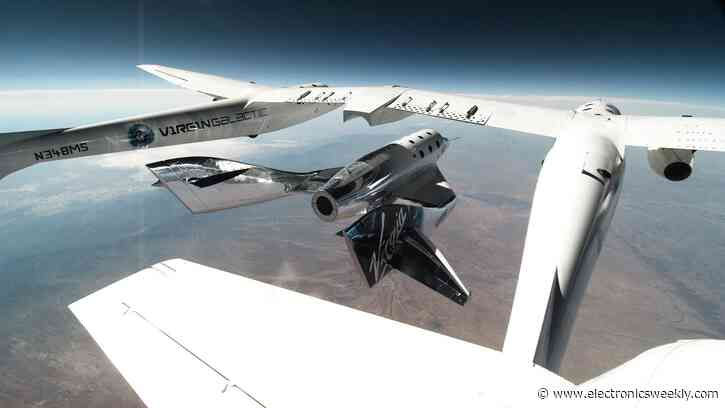 Virgin Galactic completes second test flight of SpaceShipTwo