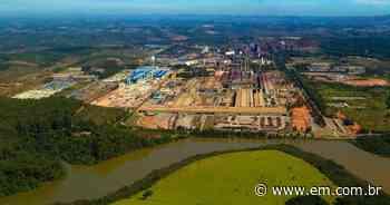 Gerdau vai religar forno de usina em Ouro Branco depois de três meses - Estado de Minas