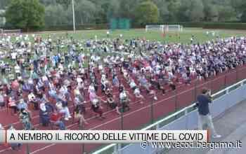 Nembro, il ricordo delle 188 vittime del Covid-19 - L'Eco di Bergamo