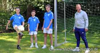 Aus Simmerath und Monschau: Drei Eifeler Jungs kicken sich in die Mittelrheinliga - Aachener Zeitung