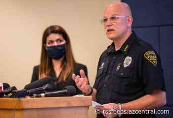 Tucson city manager, council reject police chief's offer to resign after man's death