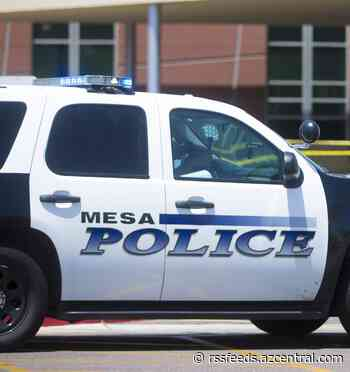 Mesa police officer charged with aggravated assault in December shooting of unarmed man