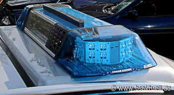 Asbach-Bäumenheim: Autofahrerin kracht in Hamlar gegen Unterflurhydranten - BSAktuell