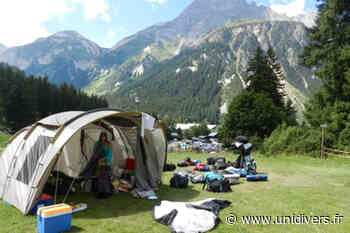 Expédition Montagne en Itinérance Centre LES MAINIAUX dimanche 16 août 2020 - Unidivers