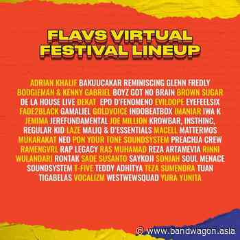 FLAVS Festival will see its hip-hop, soul, and R&B acts go online in - Bandwagon