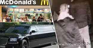 """Met de limousine naar fastfoodrestaurants om kluis te stelen: tot vijf jaar cel voor bendeleden die """"schrikbarend aantal feiten"""" pleegden"""