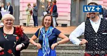 Kulturbetrieb im Weißen Haus Markkleeberg rollt wieder an - Leipziger Volkszeitung