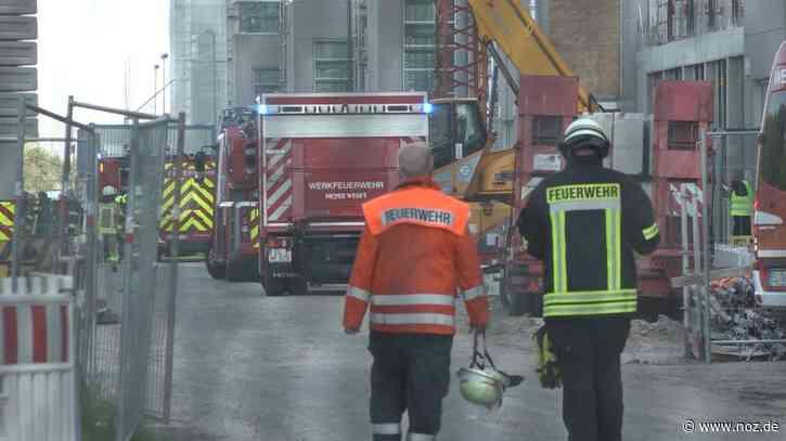 Ursachen für Brände auf der Meyer Werft in Papenburg weiter unklar - noz.de - Neue Osnabrücker Zeitung