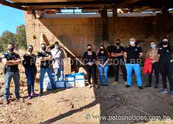 Polícia Civil incinera aproximadamente 20 quilos de drogas em Carmo do Paranaíba - Patos Notícias