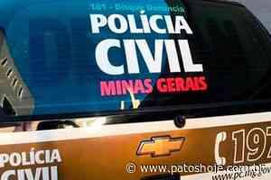 Após multa, PC de Patos de Minas apreende carro com identificação de veículo do DF - Patos Hoje - Notícias de Patos de Minas