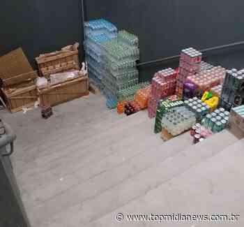 'QUÉ LANSSAR?': Almoço em escada reforça denúncia de maus-tratos em loja de chineses - Top Mídia News
