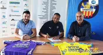 Canet Roussillon FC : une deuxième recrue débarque en provenance du CMS Oissel - Actufoot