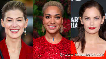 Casting News: Rosamund Pike, Cush Jumbo, and Ruth Wilson in Talks for Movie Inspired by U.K. Boyband Take That - Anglophenia