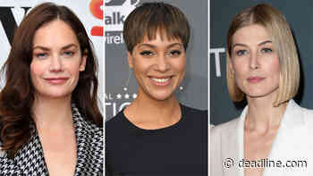 Ruth Wilson, Cush Jumbo & Rosamund Pike In Negotiations To Star In Take That Movie 'Greatest Days', Sierra/Affinity Launches Sales — Cannes - Deadline