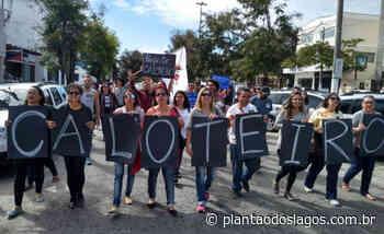 DENÚNCIA: Prefeitura de Cabo Frio só terminará de pagar a folha de maio no mês de julho - Plantão dos Lagos