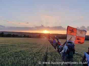 GALLERY: Anti-HS2 'Rebel Trail' passes through Aylesbury Vale - Buckingham Advertiser