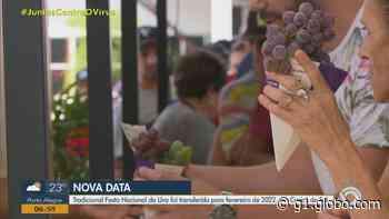 Festa da Uva de Caxias do Sul é adiada para fevereiro de 2022 - G1