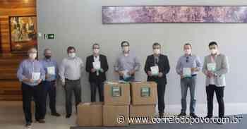 Grupo Zaffari e Instituto Cultural Floresta doam máscaras N95 à campanha Caxias Contra a Covid-19 - Jornal Correio do Povo