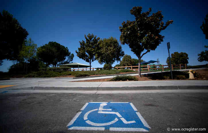 Ticketing scofflaws parking in disabled-person spots takes a pro