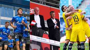 Trio mit dickem Minus: So wirtschafteten die Bundesligisten 2019