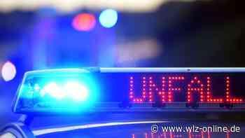 Zwei leicht Verletzte bei Unfall in der Bad Arolser Bahnhofstraße - wlz-online.de