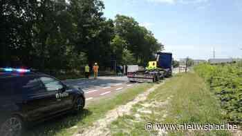 Fietser komt om bij ongeval in Fabrieksstraat in Overpelt