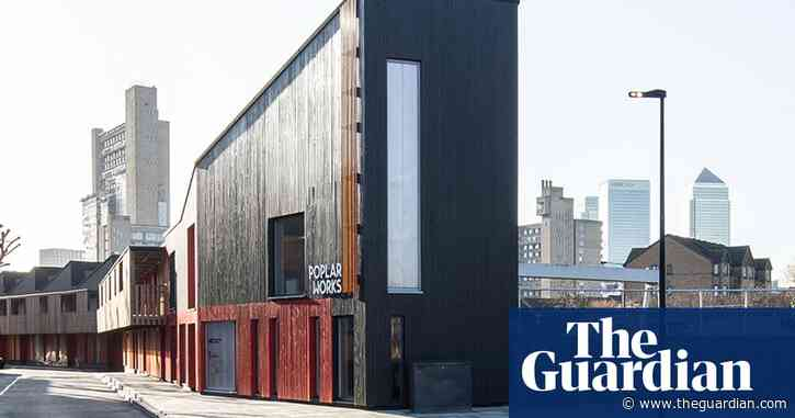 From wrecked cars to catwalk: the fashion HQ born in a row of lock-ups