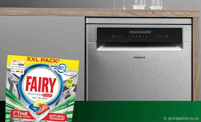 Hotpoint launches second dishwasher promotion