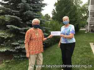 Kincardine Woman Raises $5K For Bruce County Hospice Sewing Masks - Bayshore Broadcasting News Centre