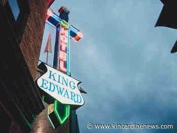 King Eddy back in business - Kincardine News