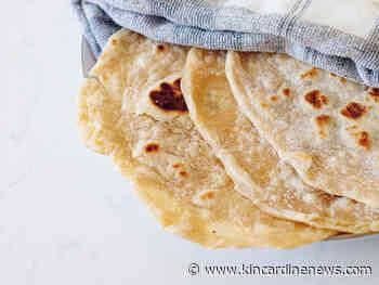 Cook this: Tortillas de harina — flour tortillas — from New World Sourdough - Kincardine News
