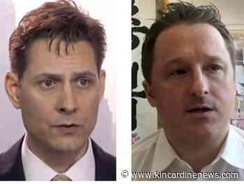 U.S. senators demand release of Michael Kovrig and Michael Spavor - Kincardine News