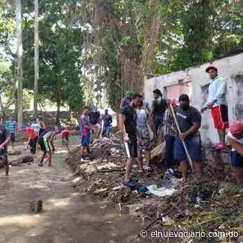Alcaldía de La Ciénaga, Barahona, dice continúa limpieza río con desechos sólidos - El Nuevo Diario (República Dominicana)