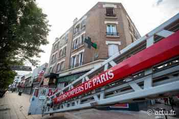 """Incendie dans un immeuble à Livry-Gargan : Céline raconte """"la galère"""" pour avoir un logement - actu.fr"""
