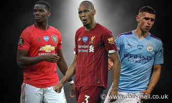 Who takes the No 1 spot in the Premier league POWER RANKINGS?