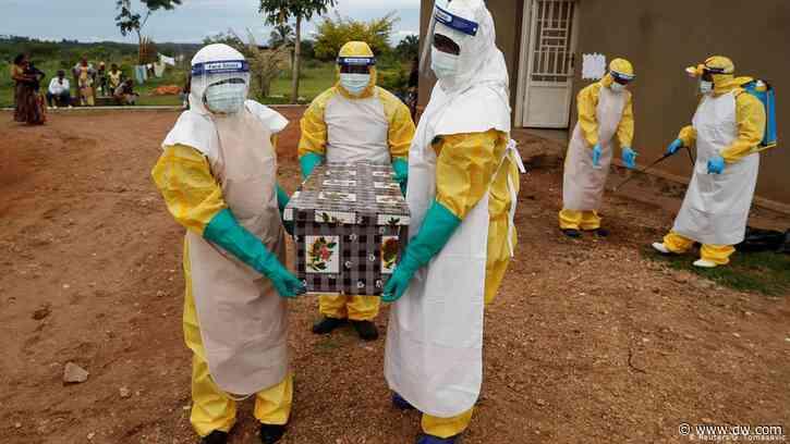 Große Ebola-Epidemie im Kongo zu Ende - DW (Deutsch)
