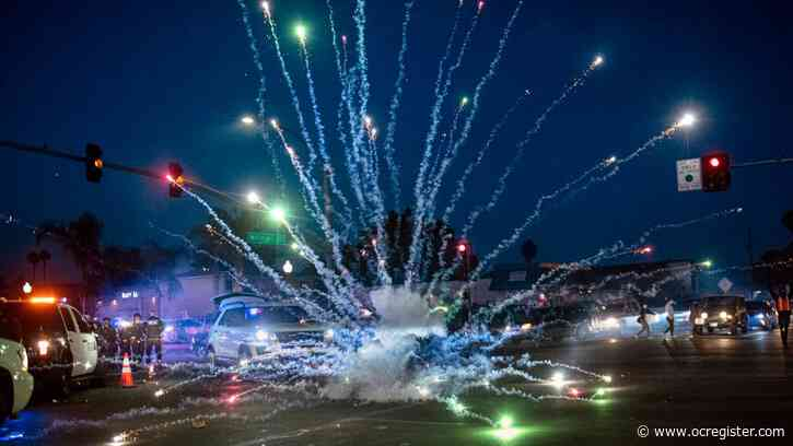 Earlier fireworks season means more hazards, headaches for first responders and residents